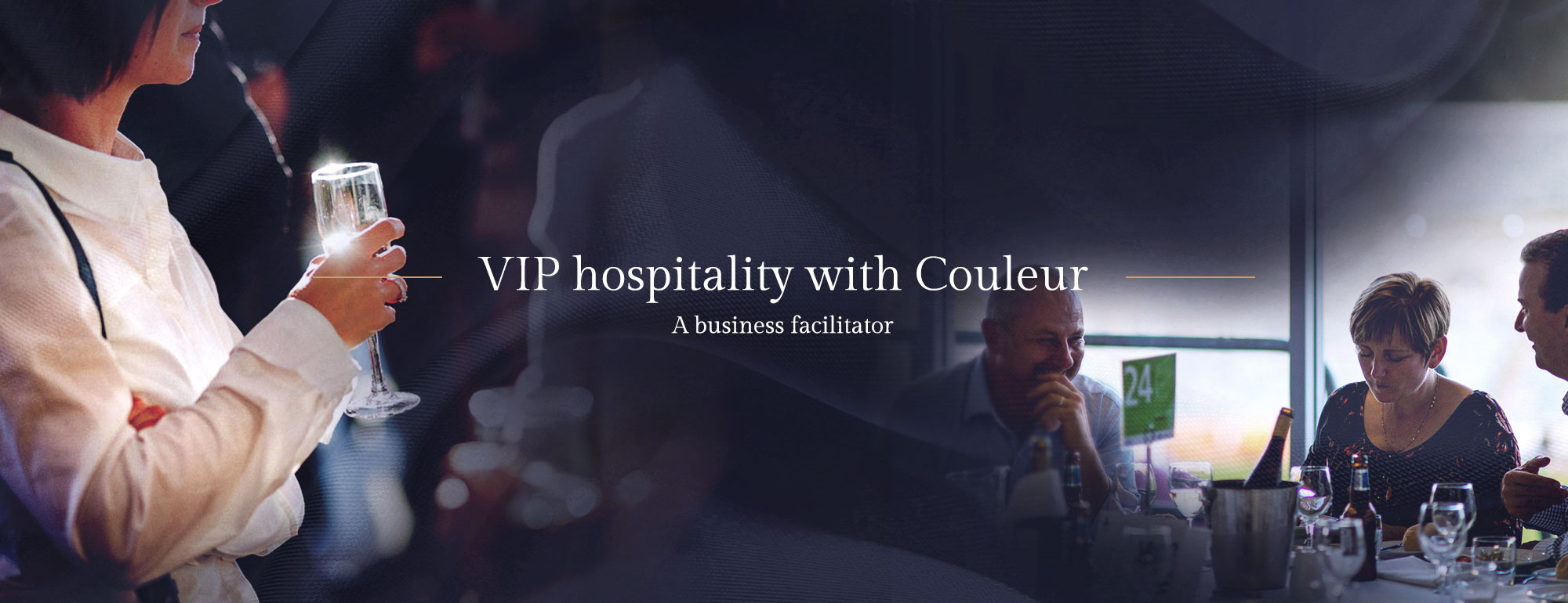 VIP HOSPITALITY AND TRAVEL Couleur voyage