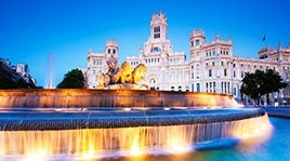 TOURNOI A MADRID - HOTEL 4*