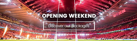 Opening Weekend - 2019 Rugby World Cup in Japan - Couleur Voyages