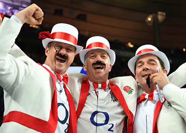 ENGLAND - 2019 Rugby World Cup in Japan - Follow your team - Couleur Voyages