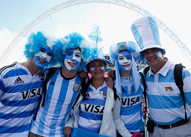 ARGENTINA - 2019 Rugby World Cup in Japan - Follow your team - Couleur Voyages
