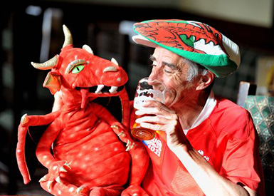 WALES - 2019 Rugby World Cup in Japan - Follow your team - Couleur Voyages