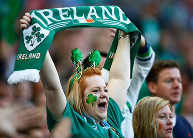 IRELAND - 2019 Rugby World Cup in Japan - Follow your team - Couleur Voyages
