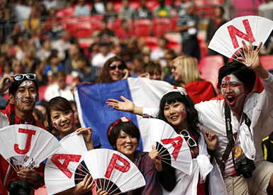 JAPAN - 2019 Rugby World Cup in Japan - Follow your team - Couleur Voyages