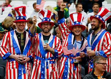 USA - 2019 Rugby World Cup in Japan - Follow your team - Couleur Voyages